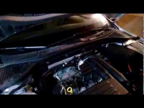 Гидра под капотом или к зиме готов. Шкода Октавия А7 1.4 TSI мкпп