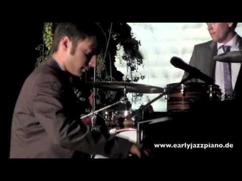 Michael van den Valentyn - Early Jazzpiano aus Wiesbaden