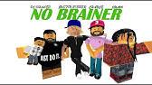 Dj Khaled No Brainer Roblox Id Code 1k Views Youtube