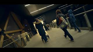 Sony A7III Low Light Footage | Chasing lights around Canary Wharf LONDON