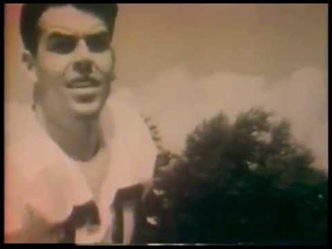 NFL - Greatest QBs - Browns Otto Graham & Giants Y A Title imasportsphile.com