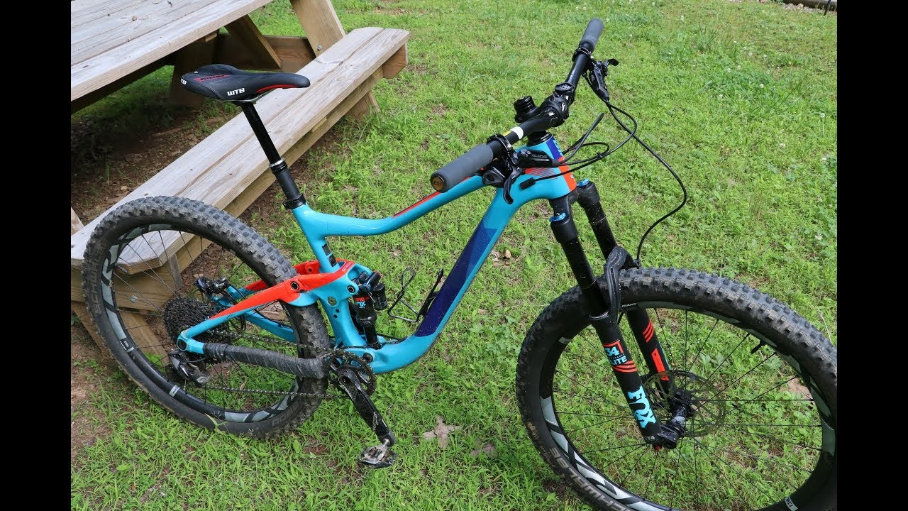 353750bd584 2018 Giant Trance Advanced 1 Review - YouTube