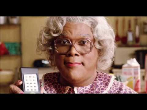 Boo A Madea Halloween becomes more funny here  !