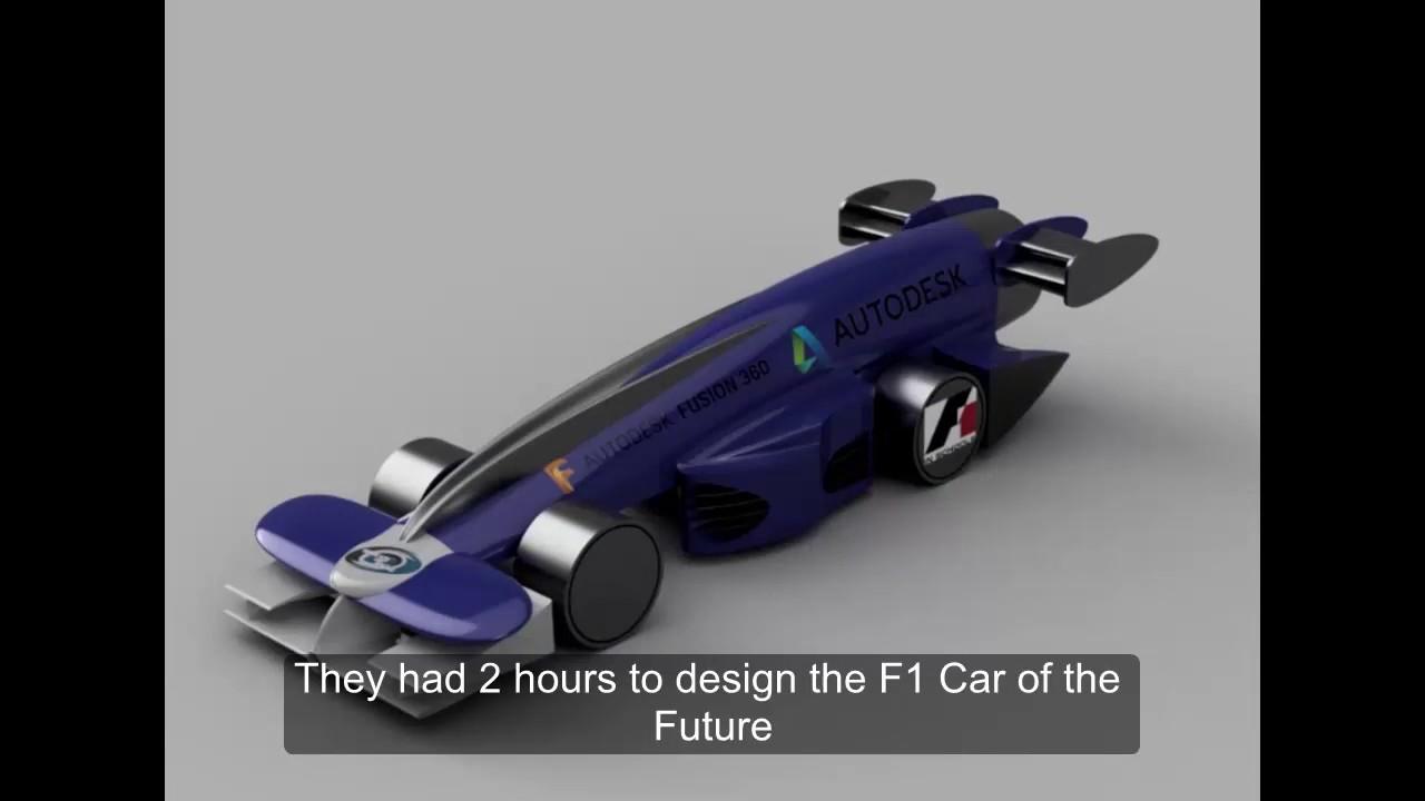Fusion Pressure Challenge F1 In Schools 2016 Outcomes Youtube