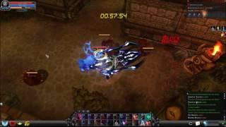 Cabal Online - Altar of Siena B1F Speedrun 04:45 (GER)