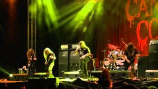 Cannibal Corpse - Sadistic Embodiment live @Metaldays 2015