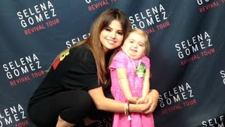 Throwback summer jobs ►► https://www./watch?v=xjqdwe9p7gw more celebrity news http://bit.ly/subclevvernews selena gomez is always on the go, bu...