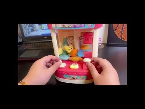 娃娃機 - YouTube