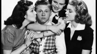 judy garland and mickey rooney Thumbnail
