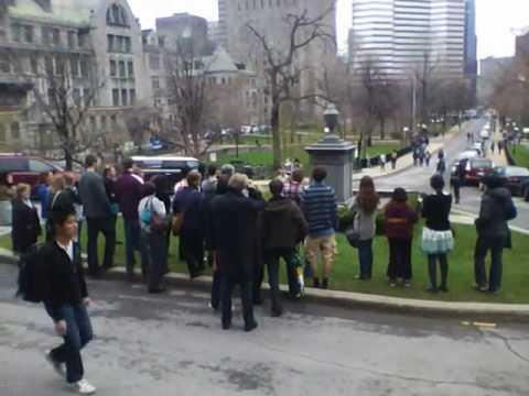 Visiting McGill