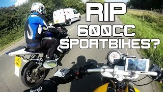 DISCONTINUED SuperSport Bikes? CBR600RR, R6, GSXR 600, Daytona