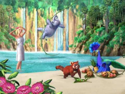 Barbie as The Island Princess - I Need To Know (Soundtrack)