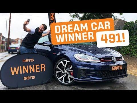 Winner! Week 36 2019 (2nd September - 8th) - Brad Dahlberg - Volkswagen Golf GTi TCR Performance