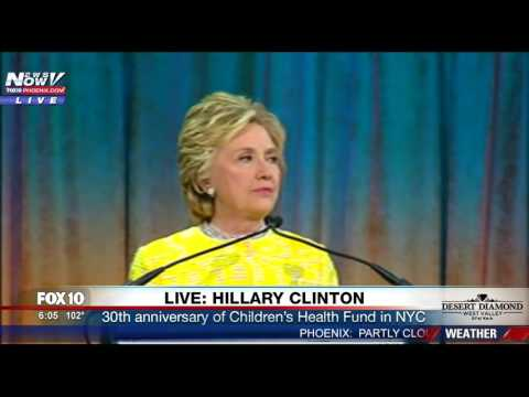 WATCH: Hillary Clinton Comments On The Manchester Terrorist Attack (FNN)