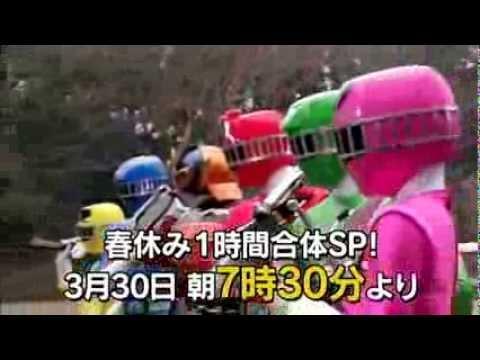 仮面ライダー鎧武 合体SP CM スチル画像。CM動画を再生できます。