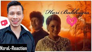 HARI BAHHAGIA - ATTA Halilintar & AUREL Hermansyah - ( OFFICIAL MUSIC VIDEO)  Reaction