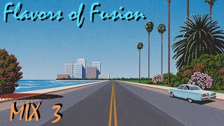 Rare Jazz Fusion Gems - 'Flavors of Fusion' Mix 3