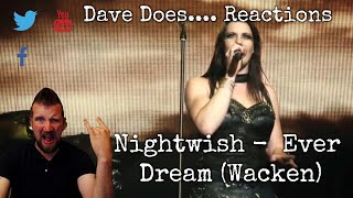 Nightwish - Ever Dream (Live) - Dave Does... Reaction