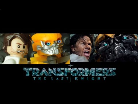 Transformers in LEGO  The Last Knight  -...