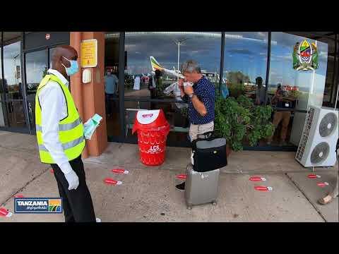 Tanzania is ready to receive tourists.