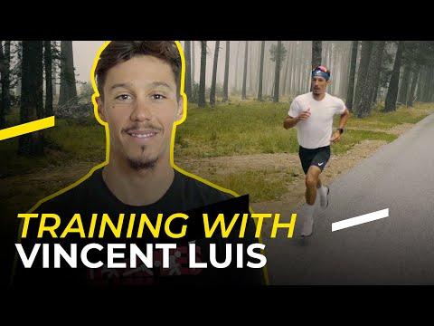 Triathlon Training With World Champion And Olympic Triathlete Vincent Luis