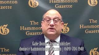 101921 Gazette News Briefs brought to you by The Hammonton Gazette