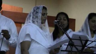 Nin dhanam njaan .... Malayalam Christian song by YMCA Abu Dhabi Choir 2011