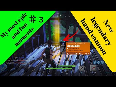 My most epic and fun moments on fortnite #3 ( Best funny , epic moments on fortnite )