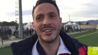 Enrico galasso portiere ferrini 05-03-2017 - diario sportivo