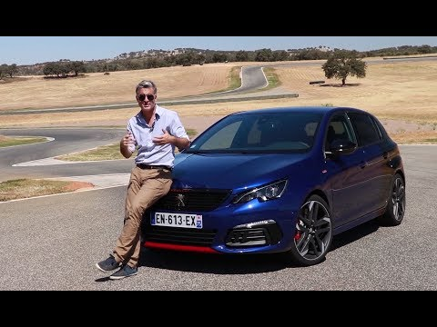 Peugeot 308 GTi 2018 Test Mat as Antico TN Autos