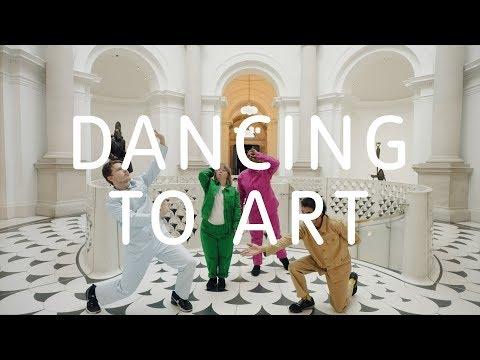 Dancing To Art   Tate
