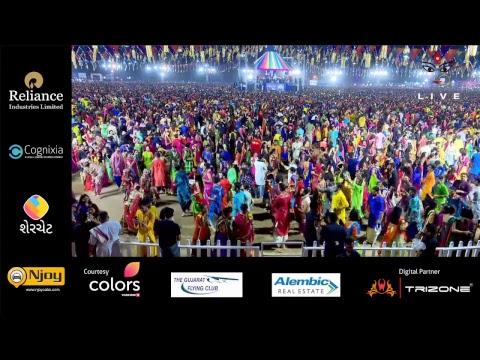 United Way Baroda - Garba Mahotsav By Atul Purohit - Day 9- Live Stream