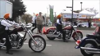 Sikh Motorcycle Club Vancouver Nagar Kirtan 2012
