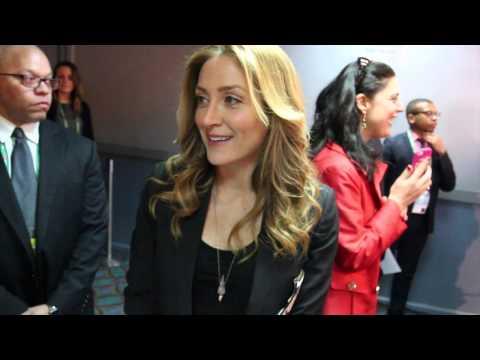 Interview with Sasha Alexander at Tribeca Film Festival
