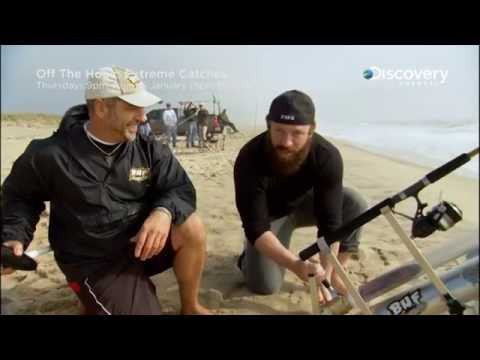 Sand Blaster Bait Caster | Off The Hook: Extreme Catches 2