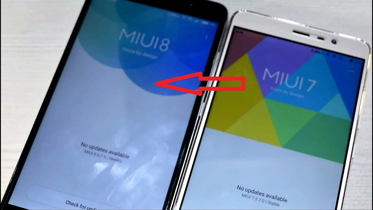How To Update Xiaomi Redmi Note 3 MIUI 8 Locked Un Bootloader Or Any Phone