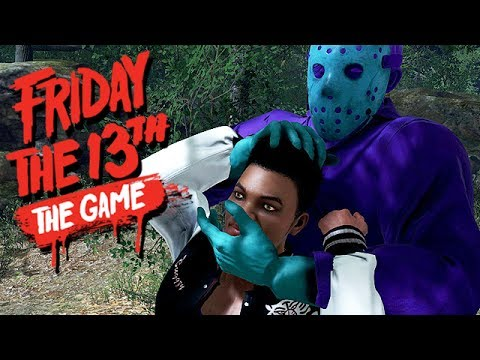 Friday The 13th The Game Gameplay German - New Retro Jason Killer