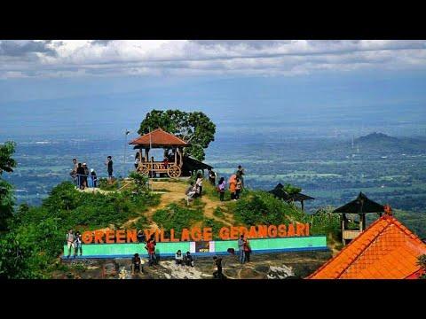 green-village-gedangsari-gunungkidul-yogyakarta---wisata-indonesia
