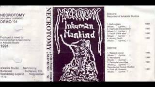 Necrotomy(Hun)-Insensate Devastation