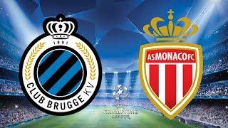 UEFA Champions League 2018/19 - Club Brugge Vs AS Monaco - 24/10/18 - FIFA 19