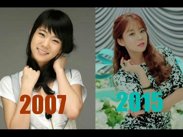 The Evolution Of Kara 카라 ( 2007 - 2015) - Tribute