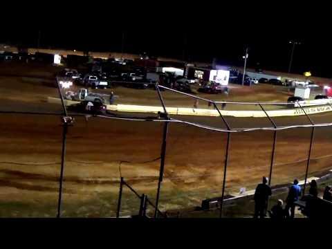 Swainsboro 440 feature race 09/16/17