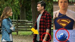 How Tom Welling Clark Kent Gave Up His Powers Using Blue Kryptonite In Crossover Theory Erica Lois Youtube