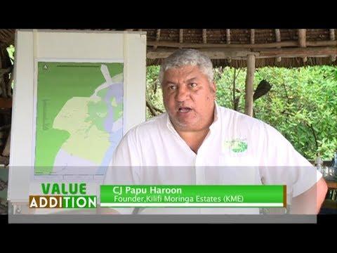 Moringa farming the 'miracle' tree - CJ Papu Haroon  Part 1 