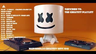Marshmello Gratest Hits  2018  Best Of Marshmello