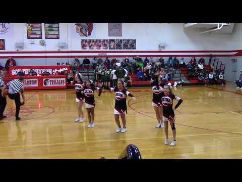 Greenon 8th Grade Championship Game vs Catholic Central 17 Feb 18