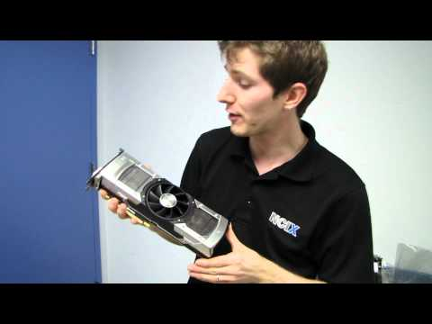 EVGA GeForce GTX 690 4GB Graphics Card Unboxing & First Look Linus Tech Tips
