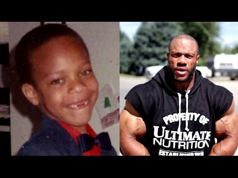 Phil Heath | From 6 To 36 Years Old
