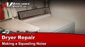 How to Replace the Belt on a Kenmore 70 Series Dryer - YouTube Kenmore Dryer Schematic Diagram on