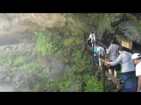 Cascada blanca santa Emilia nicaragua